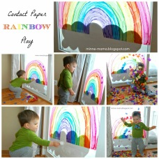 ContactRainbow Collage