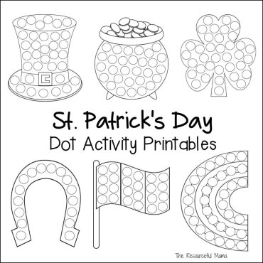st-patricks-day-dot-activity-feataure-border
