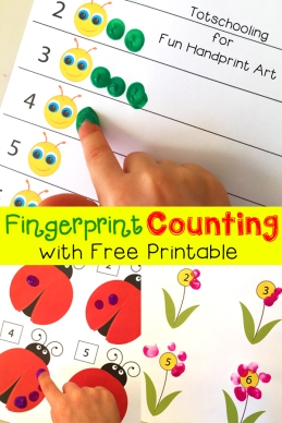 Fingerprint-Counting