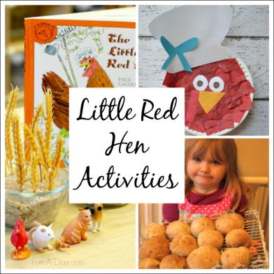 Little-Red-Hen-Activities-for-Kids