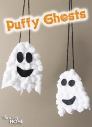 puffy-ghosts-halloween-craft