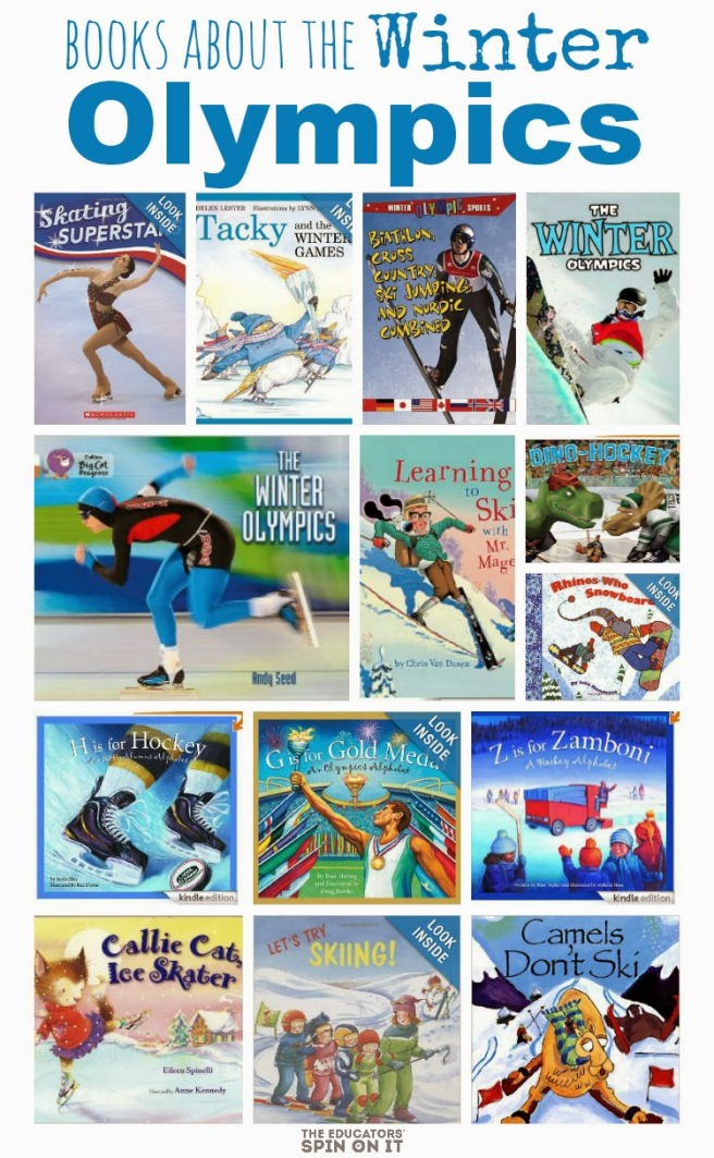 Books-About-the-Winter-Olympic-by-The-Educators-Spin-On-It