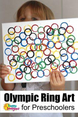 Olympic-Ring-Art-for-Preschoolers-Happy-Hooligans-