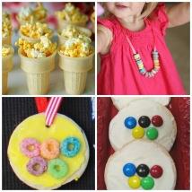 Olympic snacks for kids 1