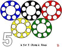 OlympicRingMagnetPage